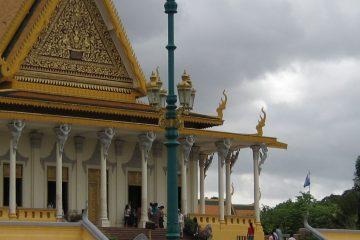 Phnom Penh Cambodia Royal Palace