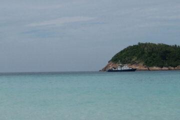 Pulau Redang Beach Scene