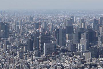 Tokyo Skyline from Skytree