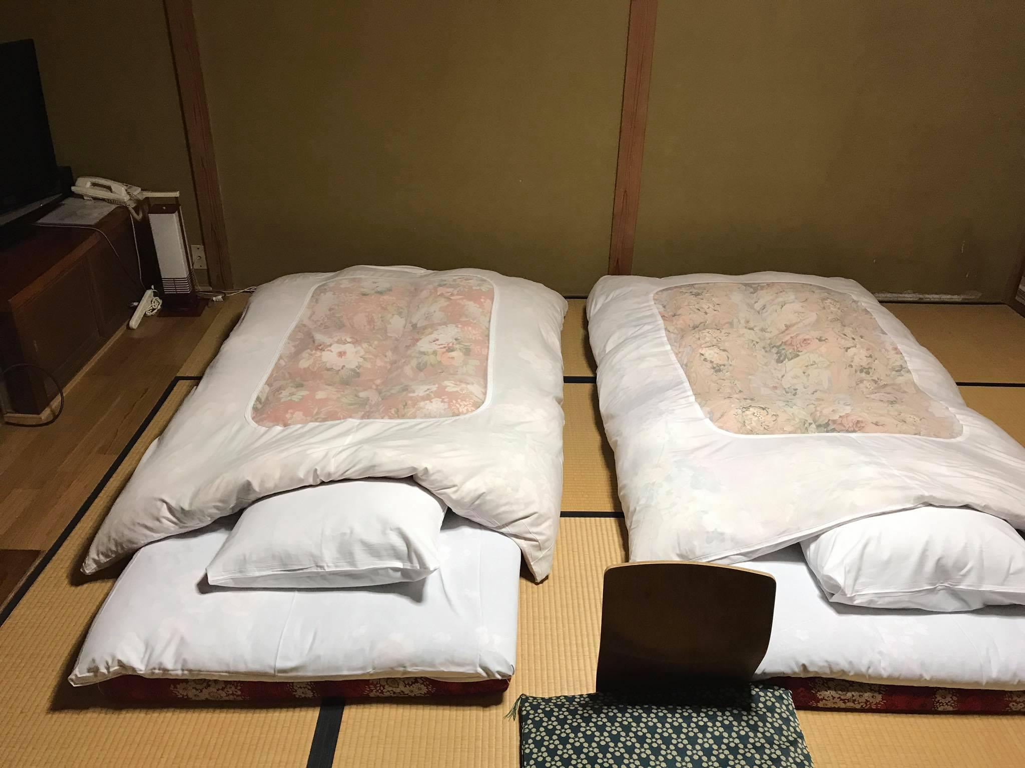 Ryokan in Takaoka