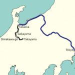 Takaoka - Gokayama - Shirakawa-go - Takayama