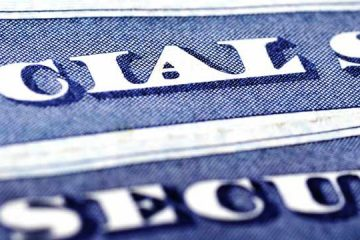 Social Security Card SSN