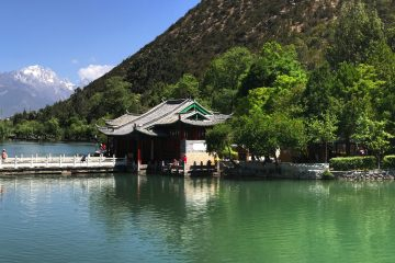 Black Dragon Pool, Lijiang, Yunnan