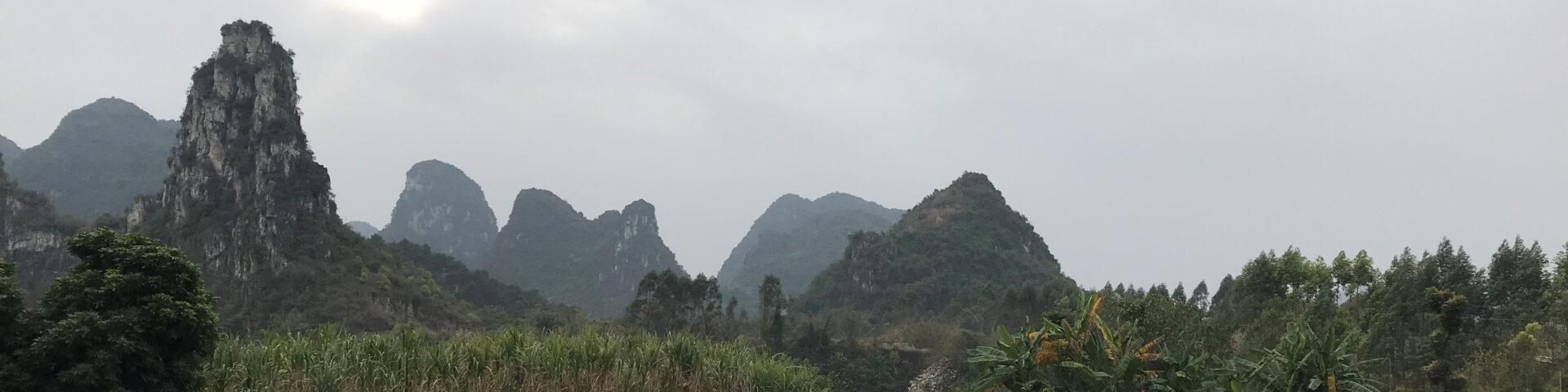 Wuxuan Skyline
