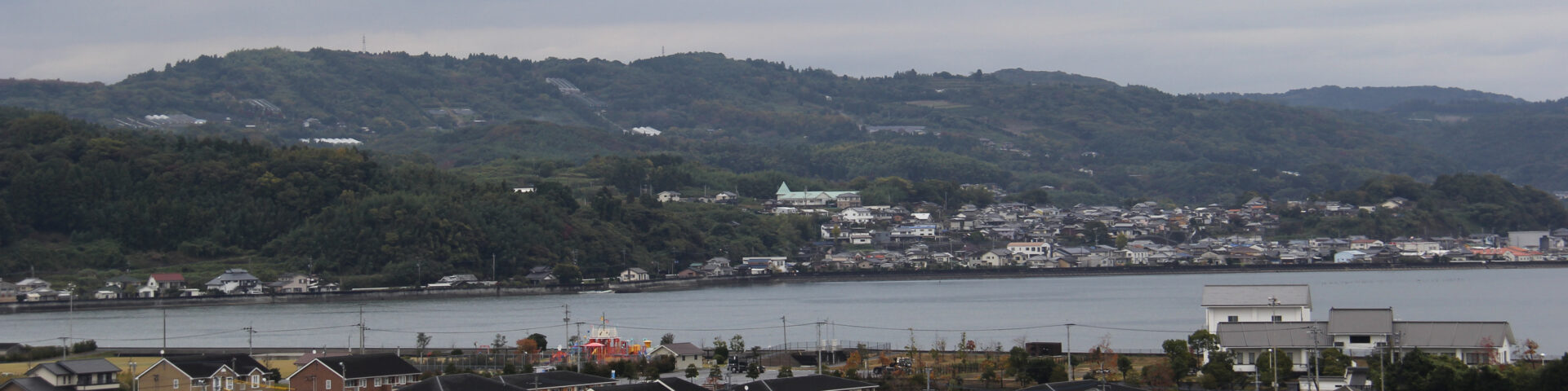 Overview of Kitsuki, Oita