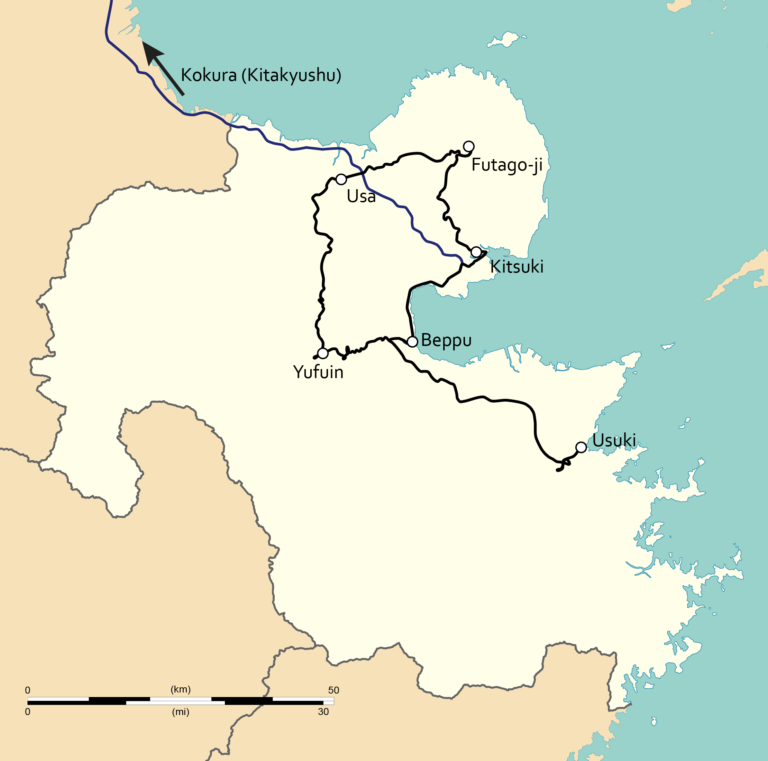 An Overview Map of the Journey